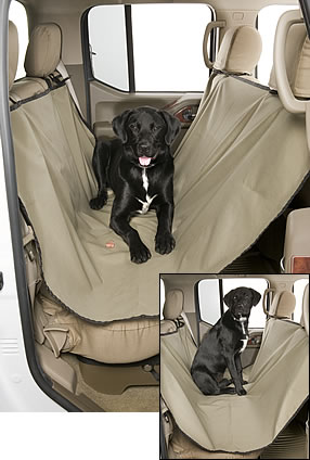 Dog Rear Seat Hammock